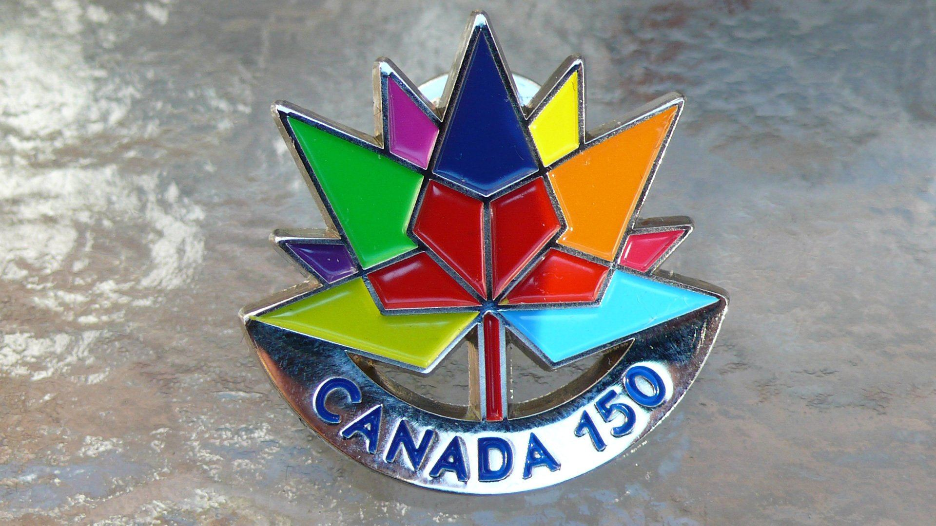 Trimtag's exclusive Canada 150 pin