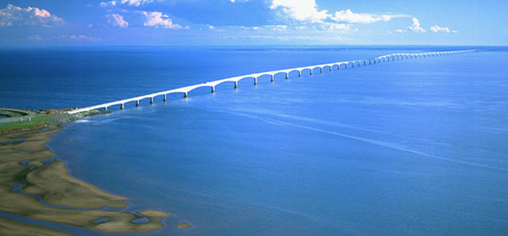 Confederation Bridge; Trimtag Trivia Quiz: Geography category