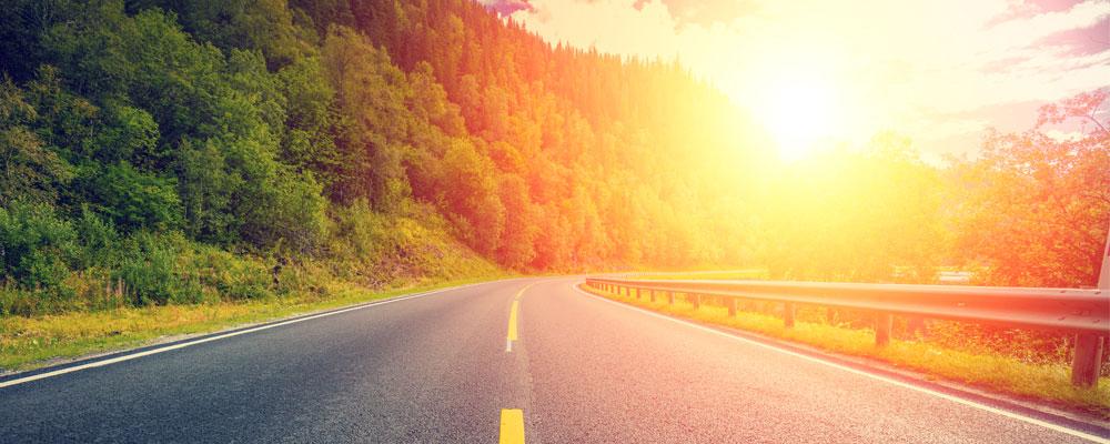 Take a summer road trip