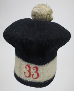 Forage Cap 33rd Regiment 1812 Calderdale Museum
